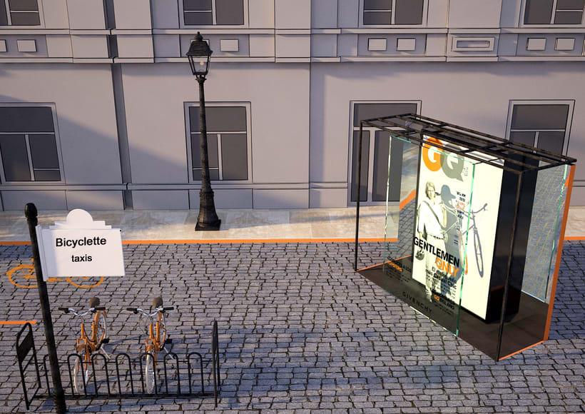 Evento Málaga Givenchy y propuestas de muebles para perfumes. 10