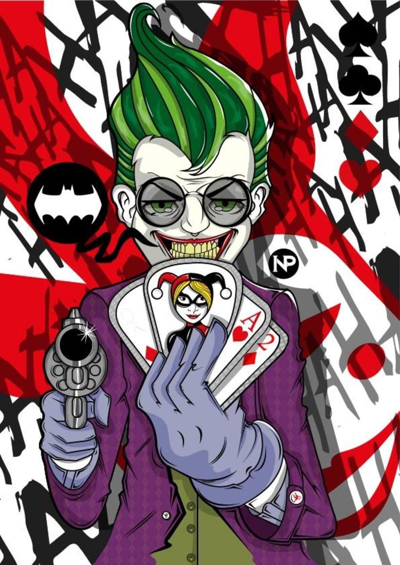 Joker- mi versión  -1