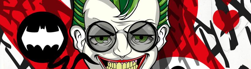 Joker- mi versión  0