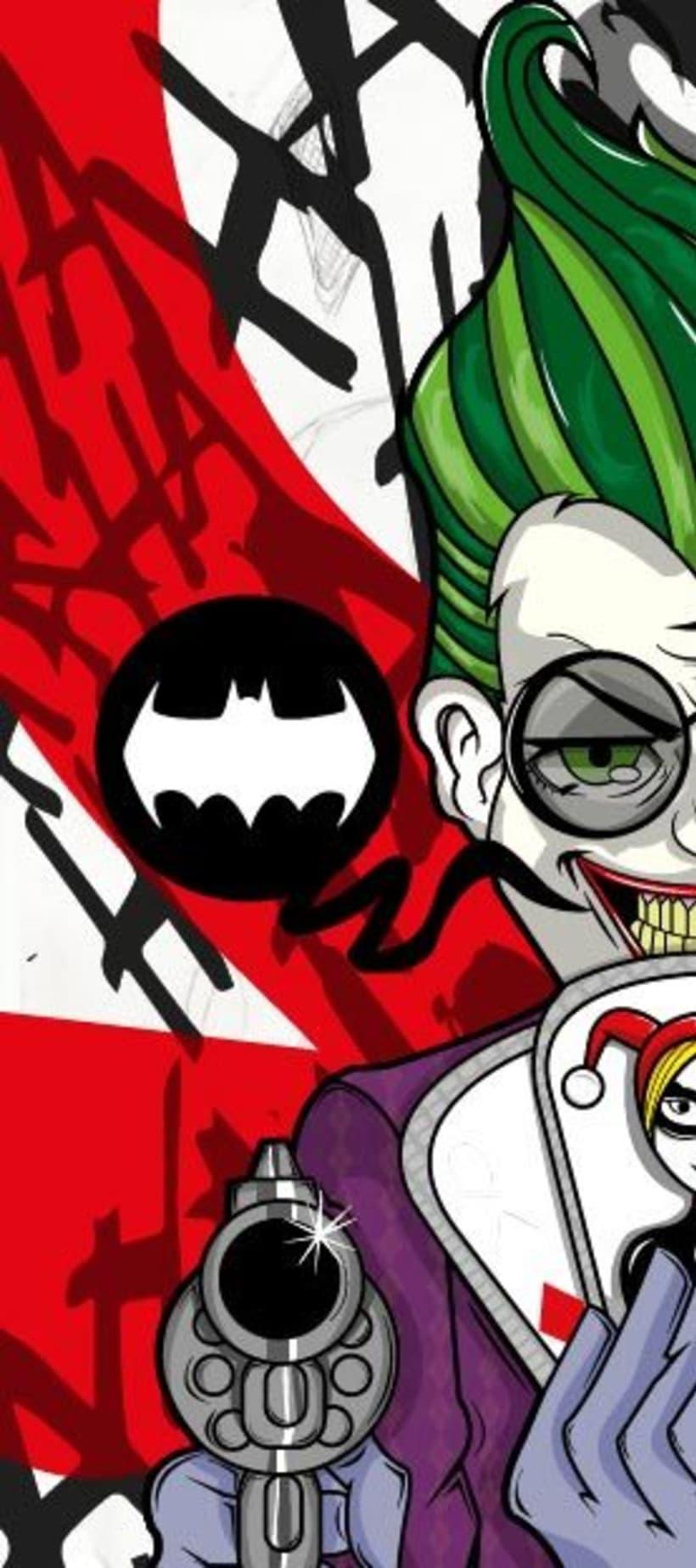 Joker- mi versión  1