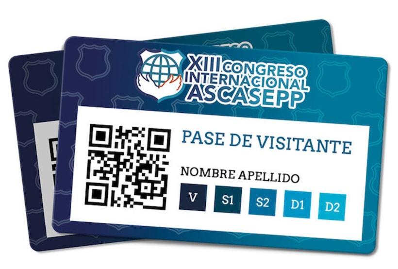 Web y diseños para el XIII Congreso ASCASEPP 9