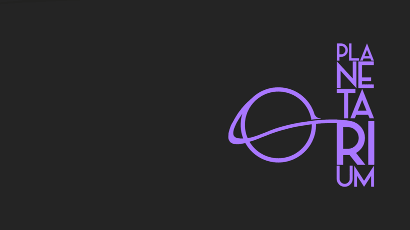 Planetarium - Imagen corporativa 0