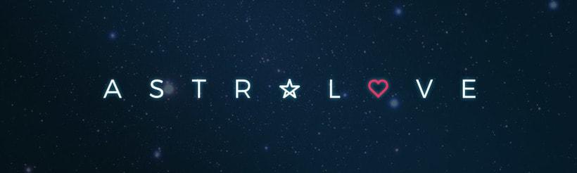 Astrolove // Branding y diseño de la app 1