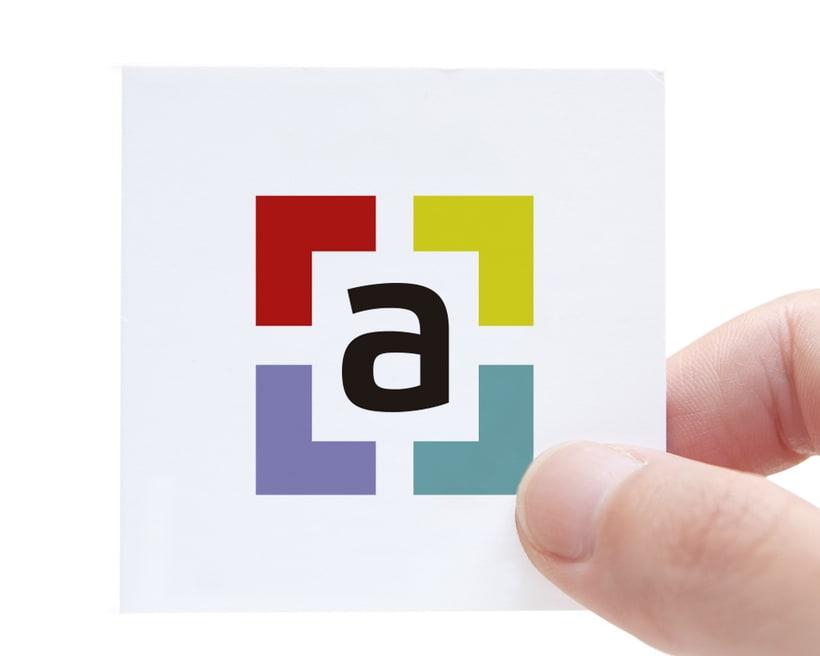 Diseño imagen corporativa para asesoría 2