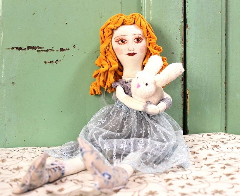 Muñecos de trapo 6