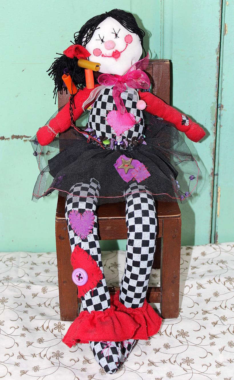 Muñecos de trapo 7