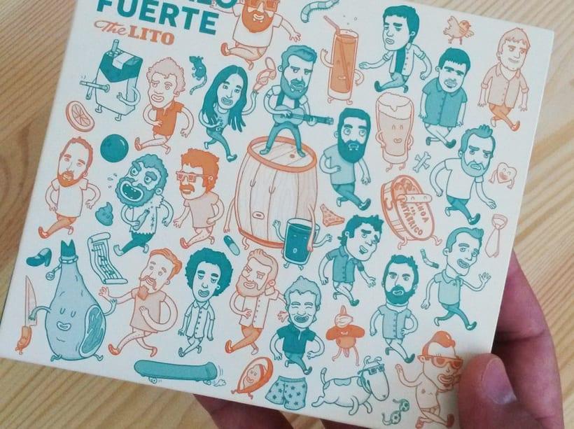 The Lito CD Cover -1