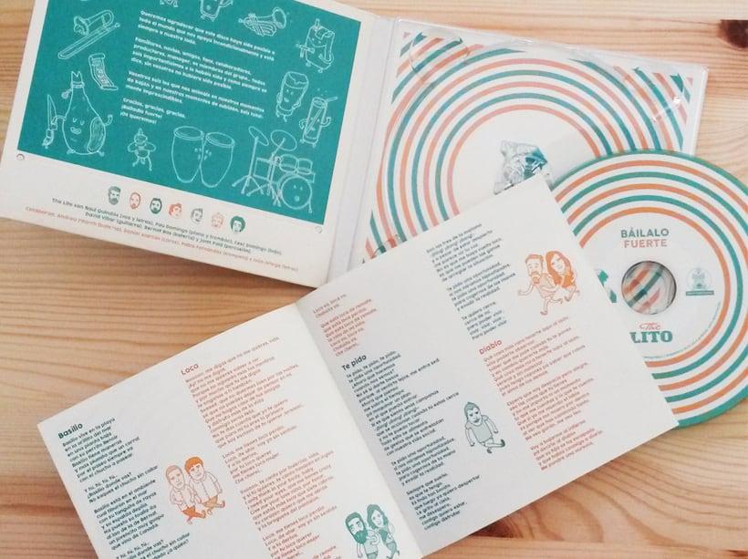 The Lito CD Cover 0