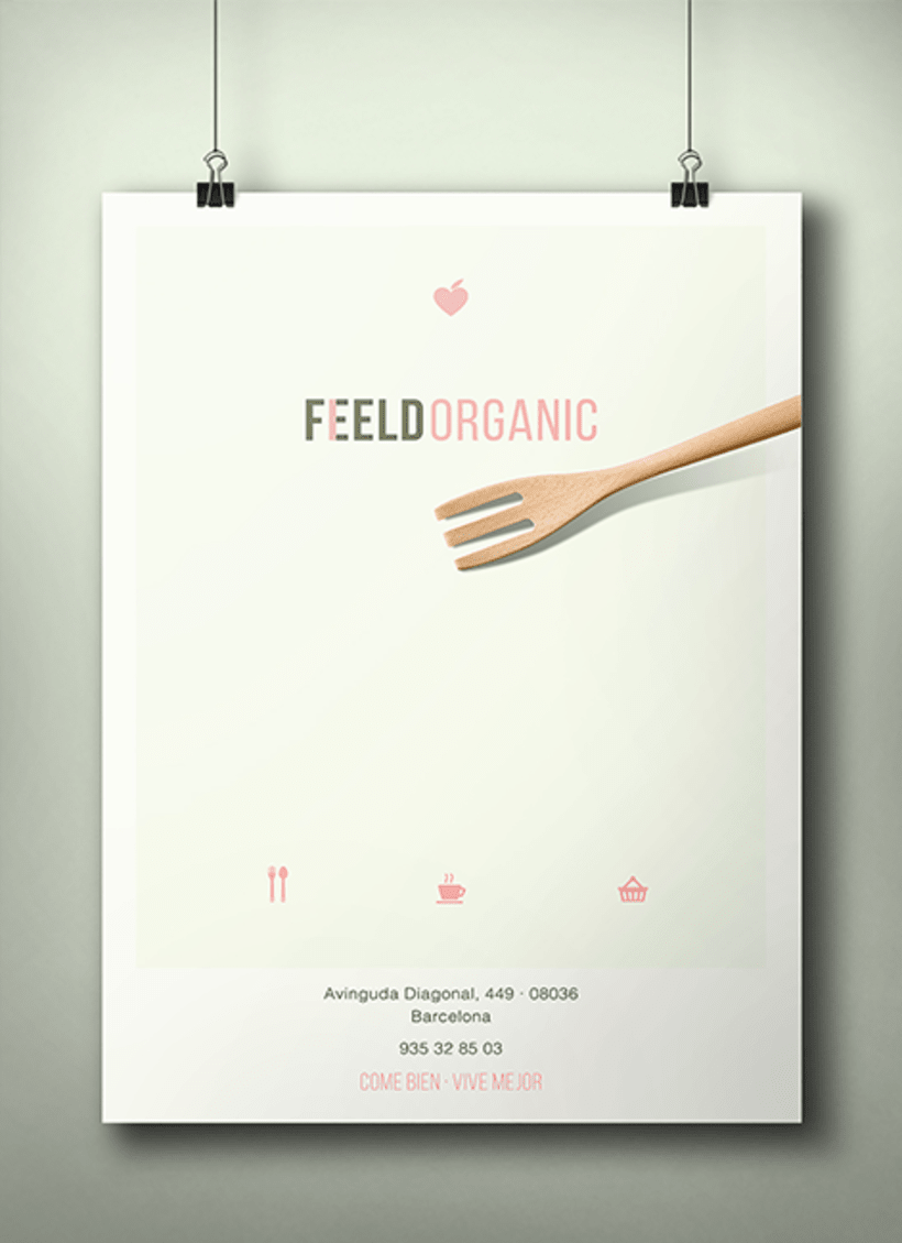 Feeld Organic restaurant set 12