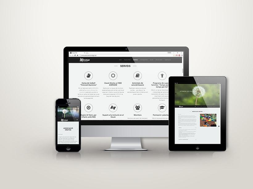 Associació Oratge Web & Image Design -1
