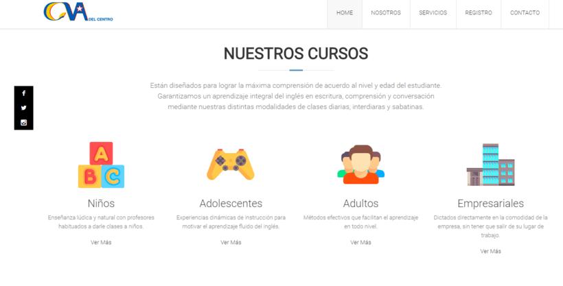Proyectos varios / Redacción de contenido / Perú, España, República Dominicana y Venezuela 2