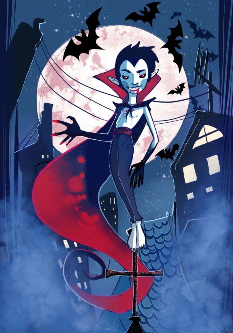 Vampire Blues 0