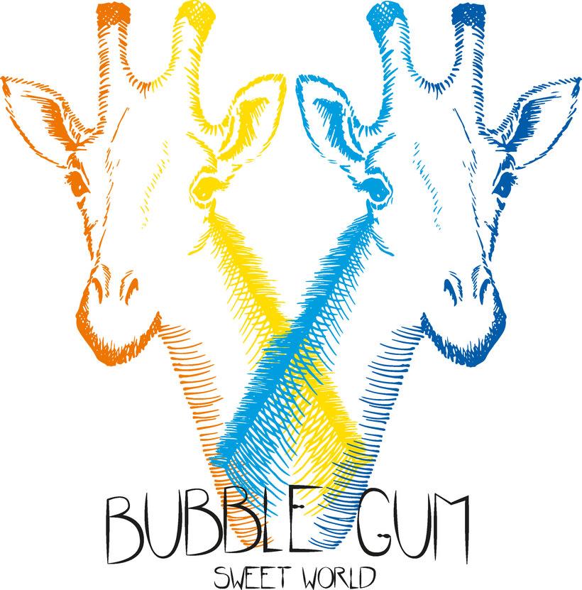 Identidad corporativa Bubble Gum 0