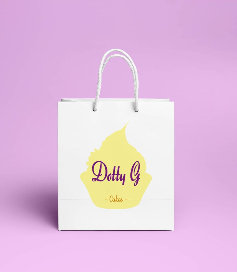 Identidad corporativa Dotty G 0