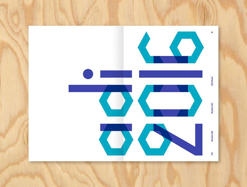 Twopoints.net diseña el nuevo branding de los ADI awards 22