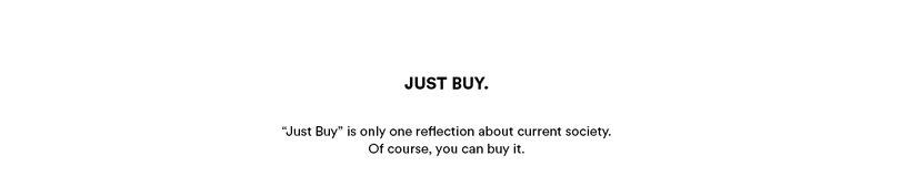 Just Buy. 0