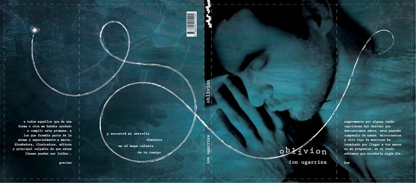 oblivion. edición completa de un libro de poesía. 1