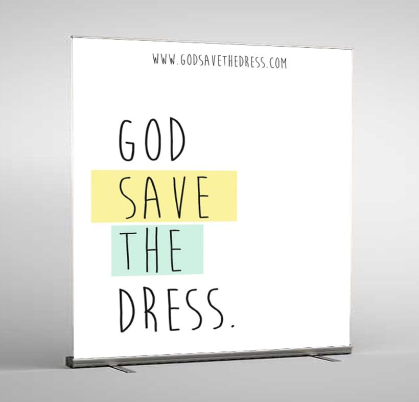 BRANDING | god save the dress 2
