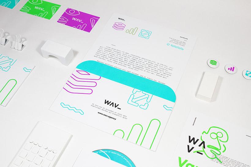 WeAreVisionists | Branding 12