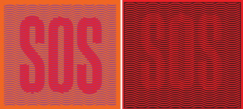 'SOS' Album Art 2