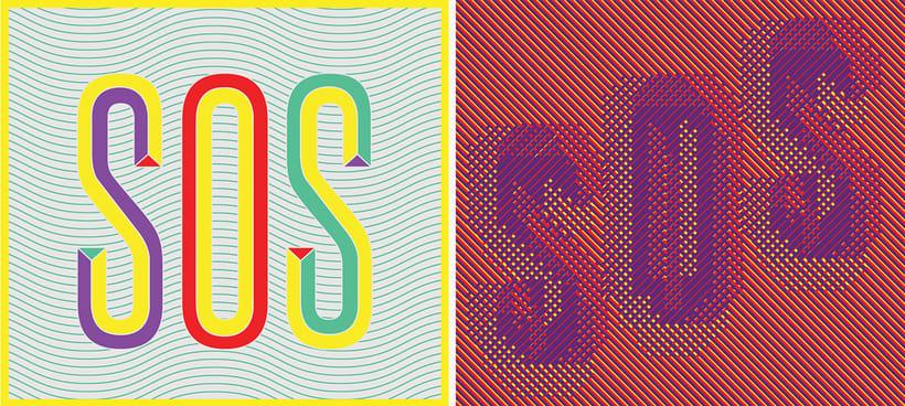 'SOS' Album Art 5
