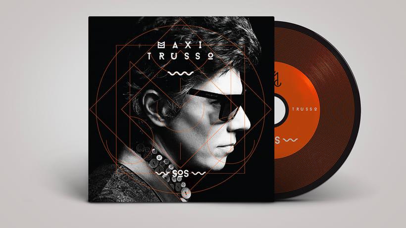 'SOS' Album Art 7