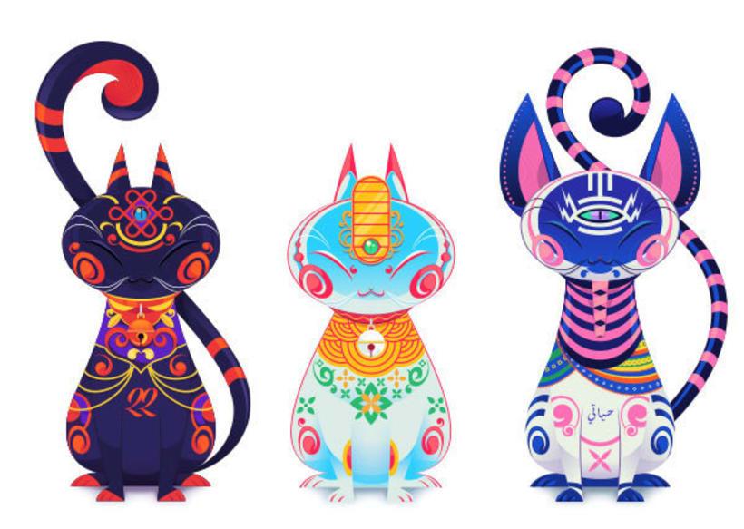 Danilo Laynes: ilustración a todo color made in Perú 1