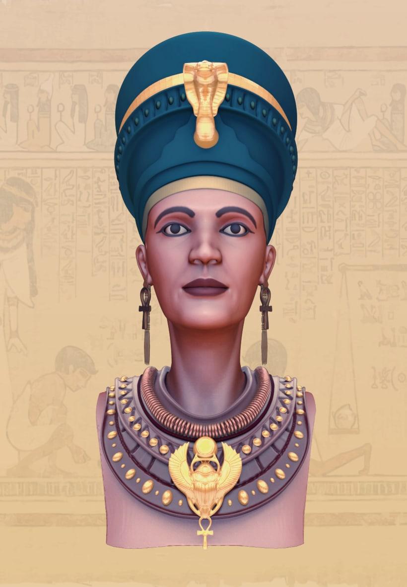 Nefertiti 0