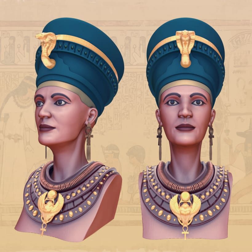 Nefertiti 1
