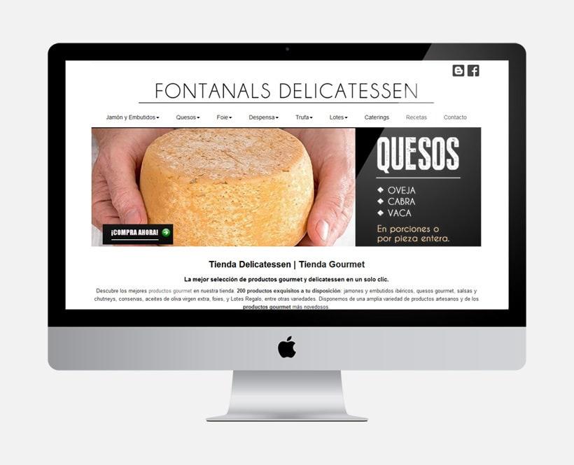 Fontanals Delicatessen | Tienda online 1