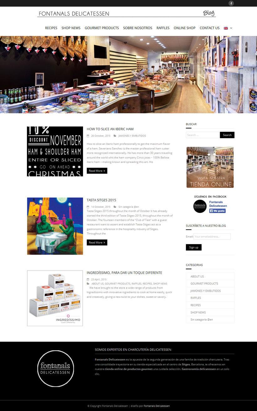 Fontanals Delicatessen | Tienda online 4