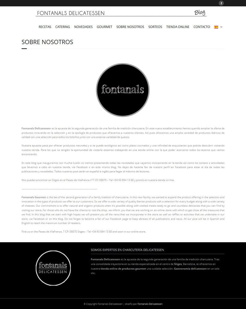 Fontanals Delicatessen | Tienda online 5