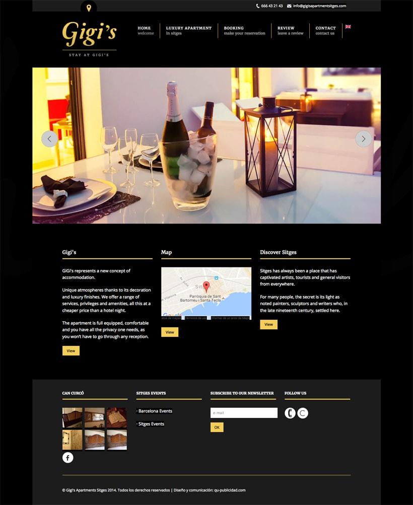 Gigi Apartments  | Booking online 2