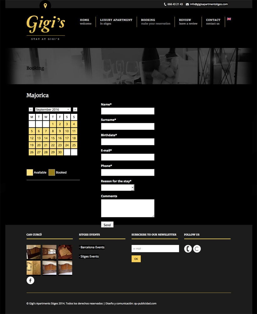 Gigi Apartments  | Booking online 4