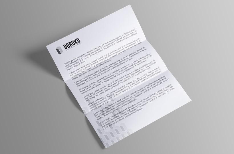 Branding - DOBOKU 3