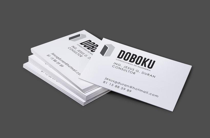 Branding - DOBOKU 4