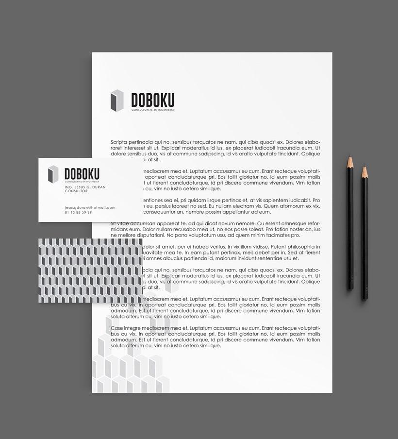 Branding - DOBOKU 5