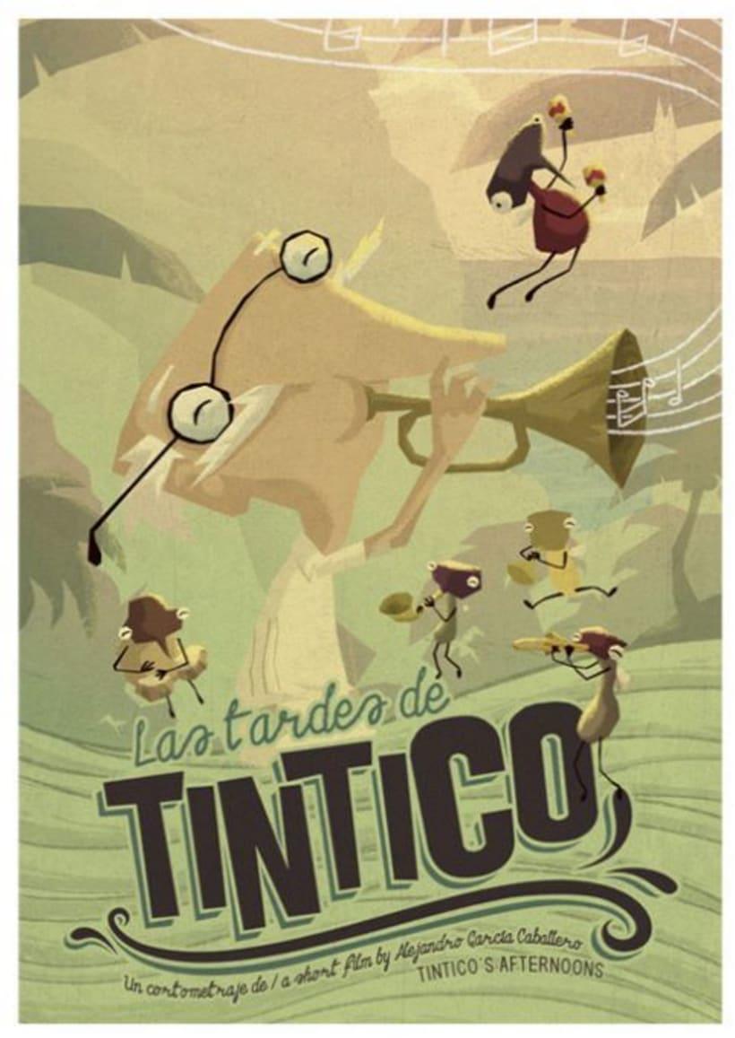Las Tardes de Tintico / cortometraje 3