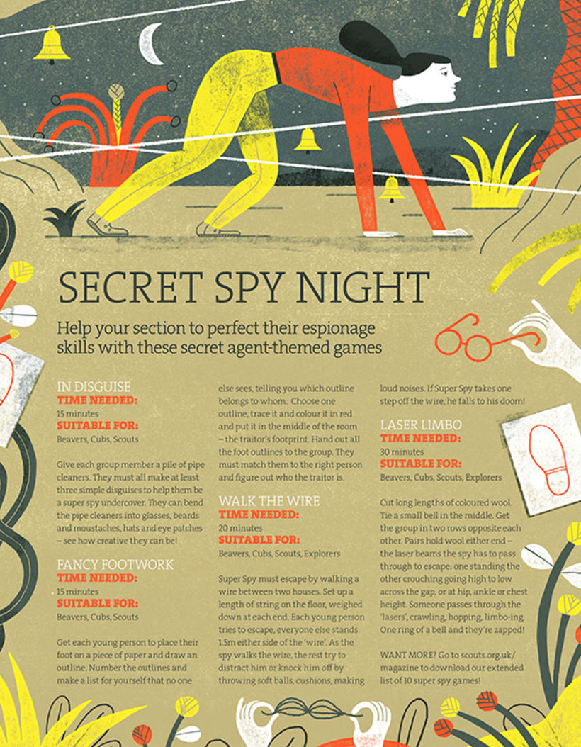 Scouting Magazine UK 1