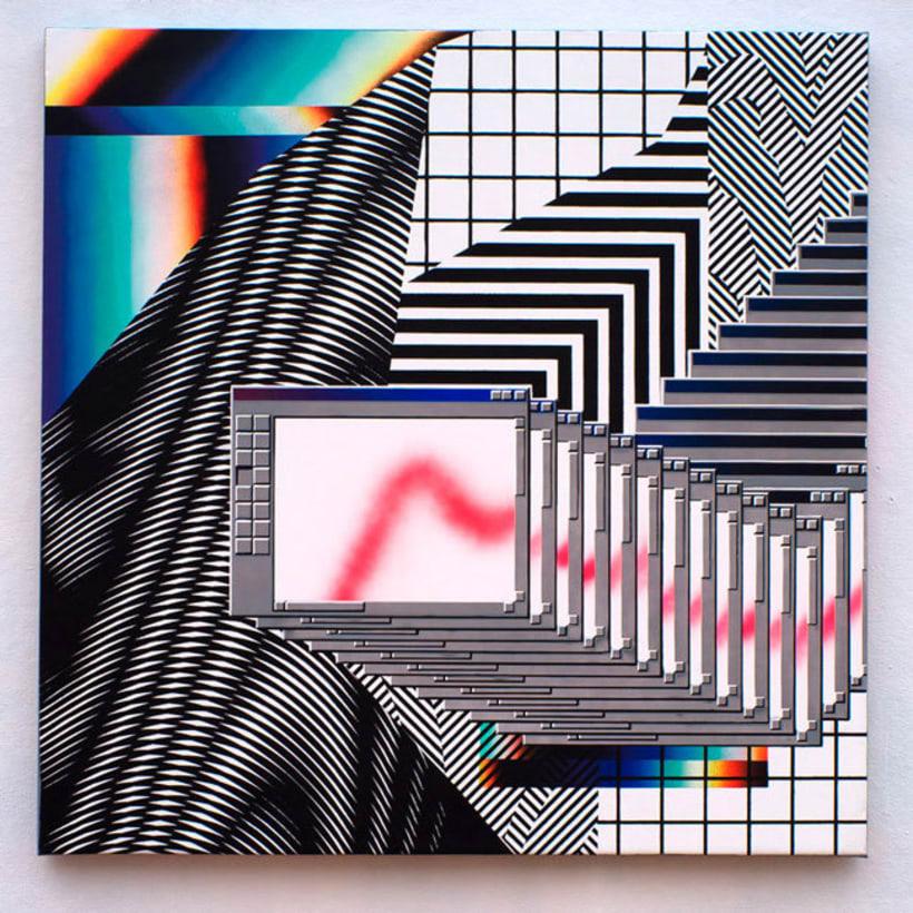 Felipe Pantone: arte urbano con vistas al hiperespacio 1