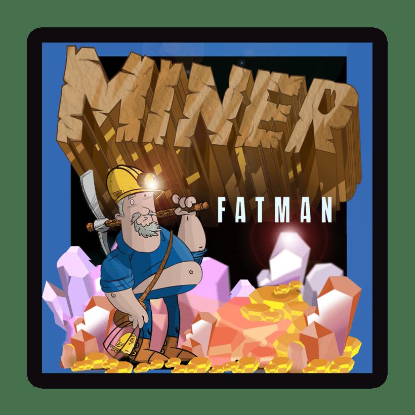 FATMAN & Monster Game( Videojuegos) 3