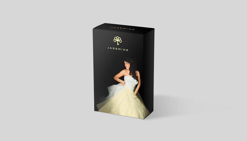 Diseño publicitario | JASSMINE 1