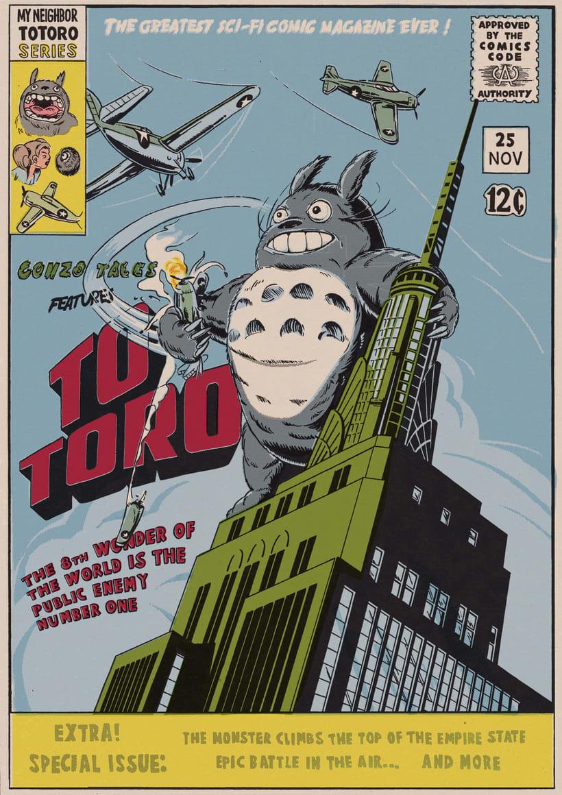 King Totoro 0