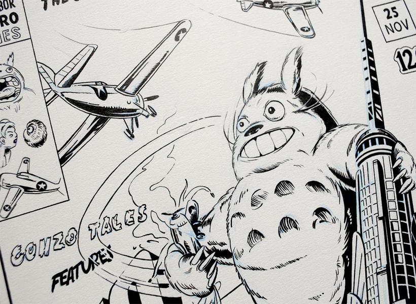 King Totoro 7