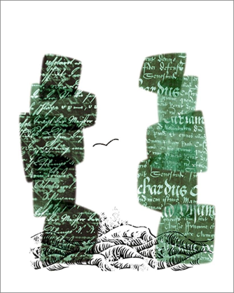 oblivion. edición completa de un libro de poesía. 9