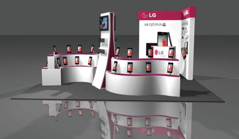 LG (PLV´s, evento) 2