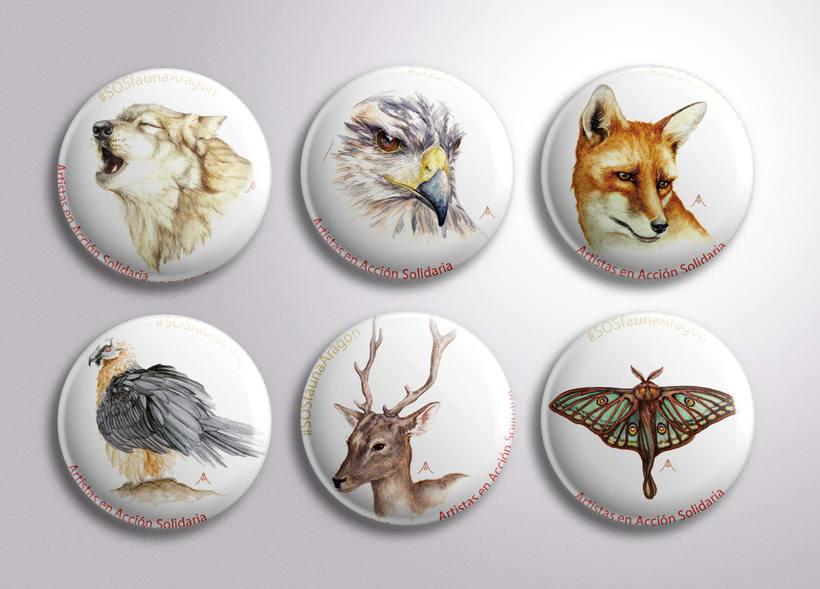 Animals in danger (facing extinction) 6