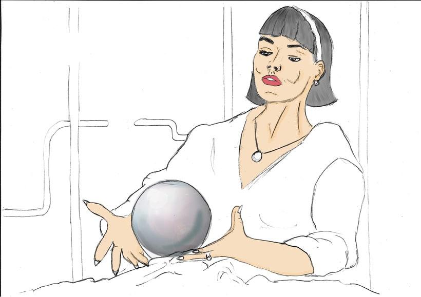 Ilustración digital para cartel -1