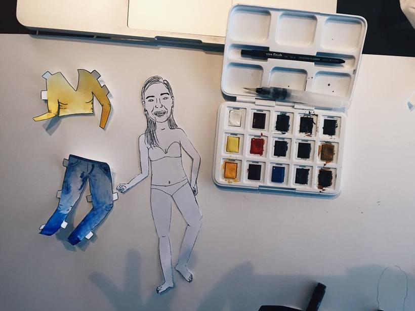 Ilustraciones a color 5
