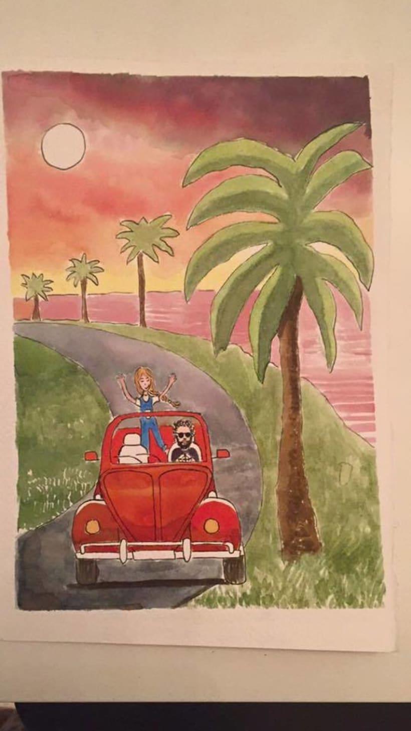 Ilustraciones a color 8